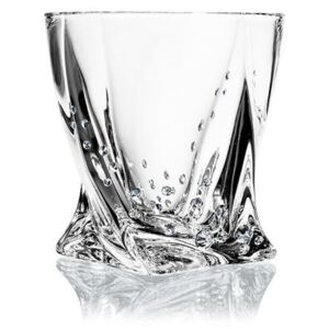 Bohemia Crystal Sklenice na whisky Crystal Diamonds (set po 2 ks)