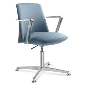 LD SEATING Konferenční křeslo MELODY OFFICE 770-RA, F60-N6