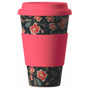 Eco Bamboo Cup Japanese Sour Cherry 400 ml