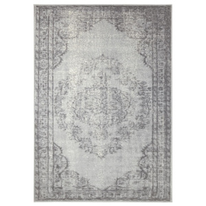 Hanse Home Collection koberce Kusový koberec Celebration 103462 Cordelia Grey Creme - 200x290 cm