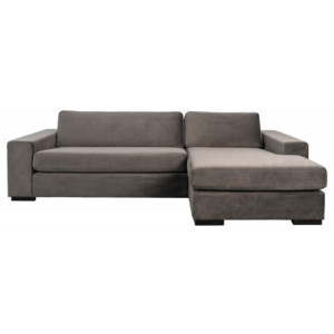Pohovka FIEP RIGHT GREY Zuiver 3200168