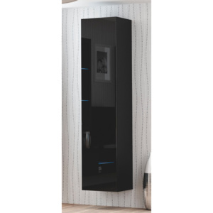 LIVO S-180 hanging cabinet, color: black