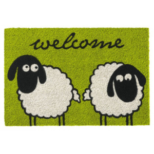 Vopi 147 Ruco Print 746 Sheeps Welcome 147 Ruco Print 746 Sheeps Welcome