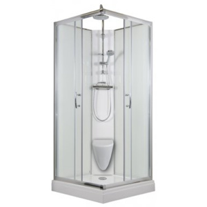 ARTTEC SMARAGD - Thermo sprchový box model 7 clear PAN01286