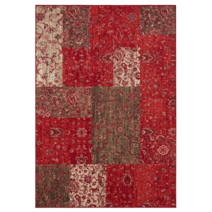 Hanse Home Collection koberce Kusový koberec Celebration 103464 Kirie Red Brown - 120x170 cm
