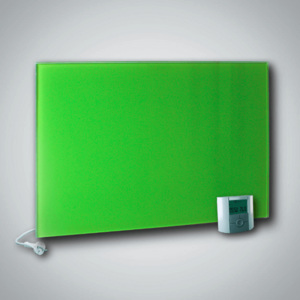 FENIX Skleněný sálavý panel GR+ 500 Yellow-Green 500W