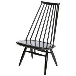Artek Křeslo Mademoiselle Lounge Chair, black
