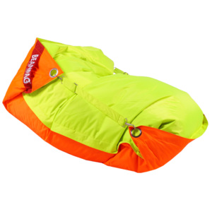 BeanBag Sedací pytel 189x140 duo fluo orange - flu