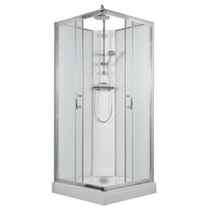 ARTTEC SMARAGD - Thermo sprchový box model 6 clear PAN01284