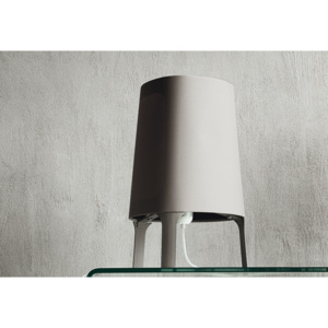 Calligaris Allure stolní lampa taupe - 45% sleva