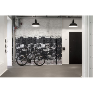 Tapeta Rebel Walls - Deconstructed Domino