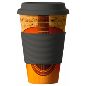 Eco Bamboo Cup Guitar 400 ml