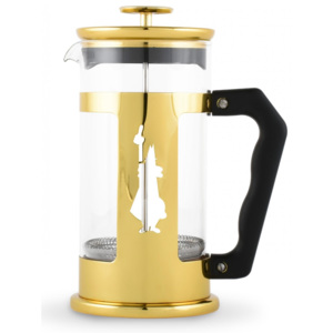 Bialetti French Press Preziosa 1l Gold